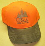 Orange OSWA Cap